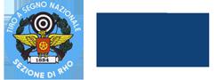 Tiro a Segno Nazionale Rho Logo